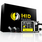 HID System HID Metal Conversion Kit H4 H7 H11 H13 9003 9006 6K 5K HiLo Bi-Xenon $28.97 USD