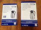 CATER X STEEL VACUUM JUG / FLASK    1.0 & 1.5 Litres    Brand New in Box