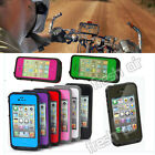 New Shockproof Life Snow Dirt Proof Cover Case For iPhone 4 4G 4S