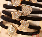 NEW   Six Styles Hair Rope Women Hair Accessories Fashion Jewelry Hair Rope