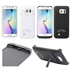 4200mAh Extended Battery Charging Case For Samsung Galaxy S6 S6 edge