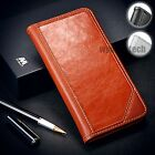 Genuine Real Leather Wallet Case Cover For iPhone 6 PLUS Galaxy S6 Edge Note 4