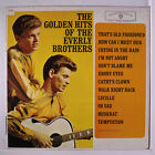 EVERLY BROTHERS: The Golden Hits Of LP (Mono, small toc, small writing on back