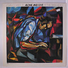 JOHN COATES, JR.: Alone And Live LP (disc close to M-, small toc, small corner