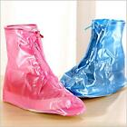Unisex Outdoors Anti-slip Rainproof Shoe Covers Waterproof Shoes Overshoes - CB
