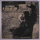 VARIOUS: Of Mice And Men LP (2 Lps, textured gatefold cover) Spoken Word
