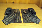 "PAIR OF LIONEL 1122 ""027"" REMOTE CONTROL SWITCHES ***PARTS REPAIR*** POSTWAR"