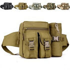 Tactical Water Bottle Hydration Pouch Bag Carrier for Outdoor Tool Hot CA TB3