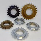 "DICTA Chrome BMX Freewheel 18T / 16T / 14T Single Speed Cog Sprocket 1/2"" x 1/8"""
