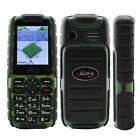 Economic Unlocked Military Dual SIM Tough Rugged Waterproof Cell Phone 2615 TBCA