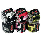 Weight Lifting Knee Wraps Gym Training Support Bandage Straps Guard Camo Colors