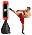 Sporteq Free Standing Heavy Duty Boxing Punch bag,Kicking, MMA Gloves / Ankle