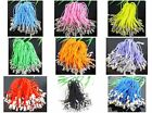 100pcs Fashion Mobile Phone Dangle Strap String Thread 52mm Cord 11 Colors