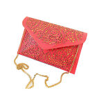Womens Cross Body Sexy Hollow Out Envelop Messenger Shoulder Clutch Solid Bags
