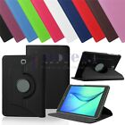 """Rotating Stand Smart Case Cover For Samsung Galaxy Tab S2 8.0"""" T715 /9.7"""" T815"""