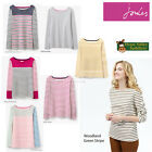 Joules Ladies Harbour Long Sleeved Jersey Top (T)