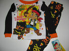 Jake and the Never Land Pirates Halloween Toddler pajamas 12m 18m 24m 3t 4t 5t