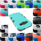 FOR SAMSUNG GALAXY PHONES SHOCK PROOF TUFF RUGGED CASE PROTECTIVE COVER+STYLUS