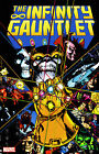The Infinity Gauntlet Trade Paperback Graphic Novel Marvel Comics