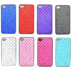 Crystal Hard Phone Accessories Protective Case Cover For Apple iPhone 4 4S 4G
