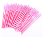 All Pink Tower Mascara Wands Brushes Disposable Eyelash Extension