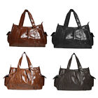 Fashion Women Faux Leather Handbag Shoulder Messenger Hobo Bag Purse Satchel