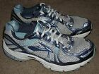Women's 7/38 BROOKS Adrenaline GTS 12 DNA Mesh Running Walking Shoes Sneakers