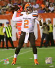 Johnny Manziel Cleveland Browns 2015 NFL Action Photo SF016 (Select Size)