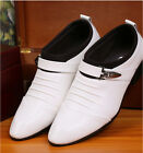 New high-end business casual shoes men shoes Men's leather dress Driving shoes