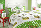 Enormous Crocodile Bedlinen & Matching Cushions by Roald Dahl