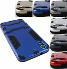 HTC DESIRE PHONES IMPACT HYBRID PROTECTIVE STAND CASE COVER ACCESSORY +STYLUS