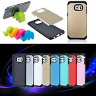 For Samsung Galaxy S6 Edge Plus - Shockproof Heavy Duty Tough Case Cover+ Holder