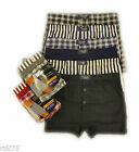 6 Pairs Of Boys Check Boxer Shorts, Easy Care Boxers Underwear, 9-15 Years