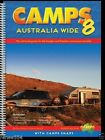 Camps 8 Snaps 2015 New Caravan Camping Book Guide Travel RV Accessories Parts