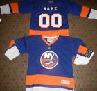 New York Islanders Youth L/XL  Reebok NHL Hockey Jersey add any name and number