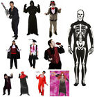 Men's Adult Halloween Quality Scary Fancy Dress Bloody Vampire Doctor Costume