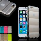 New Arrival Bullet Dirt Proof Clear Soft Gel Back Case Cover for iPhone 6 6s