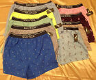 NWT NAUTICA 100% COTTON WOVEN KNIT MENS BOXER SHORTS UNDERWEAR SIZE M L XL Gift