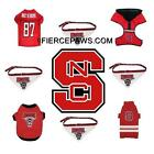 North Carolina State Wolfpack NCAA Football Dog Pets First Licensed Team Costume