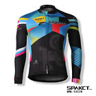 SPAKCT Cycling Comfortable Men Long Sleeve Jersey -Grasse Sport Coat New