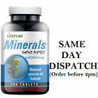 LIFEPLAN SEA KELP 400MG RICH IN MINERALS  280 TABLETS Buy 4 at £20.00...!