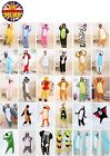 Unisex Onesiee Kigurumi Fancy Dress Costume Hoodies Pyjamas Sleep wear Bodysuit