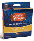 Scientific Angler Mastery Textured Titan Taper With Loop