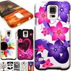Slim Protective Shell Unique Design Phone Cover Case for Samsung Galaxy S5