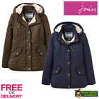 Joules Cottenham Ladies Quilted Jacket (T) **BNWT** **FREE UK Shipping**