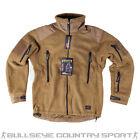 HELIKON LIBERTY FLEECE COYOTE COLD WEATHER WARM ARMY STYLE AIRSOFT