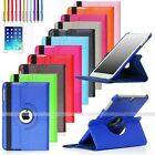 For Apple Ipad Mini 4 4th Gen 2015 Retina 360 Rotating Leather Case Cover Stand