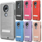 For ZTE Maven Z812 Rubberized Hard Protector Case Snap Phone Cover +Screen Guard