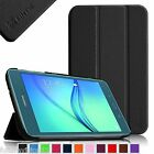 Leather Cover Case Sleep/Wake for Samsung Galaxy Tab A 8-Inch 8.0 Tablet SM-T350