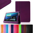 "Slim Folio Leather Case Cover for Samsung Galaxy Tab 2 10.1 10.1"" inch Tablet"